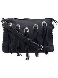 сумка с бахромой Rebecca Minkoff