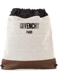 холщовый рюкзак Givenchy