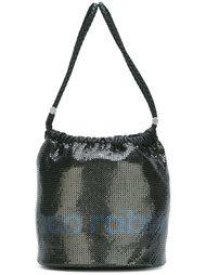 сумка-мешок со сборкой Paco Rabanne