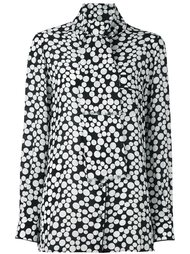 блузка с узором  Dolce & Gabbana