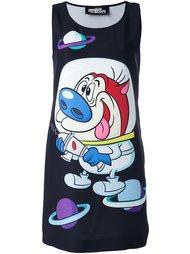 платье 'Cosmic Stimpy' Jeremy Scott