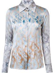 рубашка с абстрактным принтом   Sophie Theallet