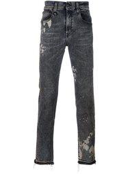 джинсы кроя слим 'Skate'  R13