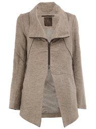 пальто на молнии  Lost & Found Ria Dunn