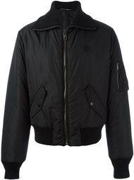 куртка-бомбер с вышитой короной Dolce & Gabbana
