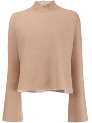 свитер с расклешенными рукавами Proenza Schouler