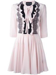 платье с оборками  Marco Bologna