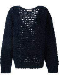 свободный свитер  A.F.Vandevorst