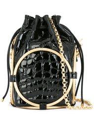 сумка-мешок через плечо Alexander McQueen