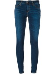 укороченные джинсы 'Stilt Cigarette' Ag Jeans
