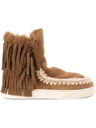 ботинки 'Eskimo Sneaker Fringes'  Mou