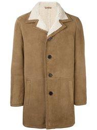пальто из овчины Drome
