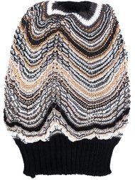 вязаная шапка-бини  Missoni
