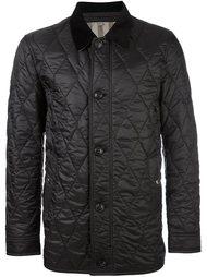 стеганая куртка на молнии Burberry
