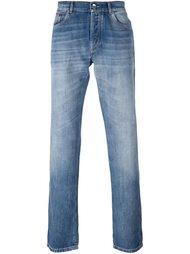 выбеленные джинсы Brunello Cucinelli