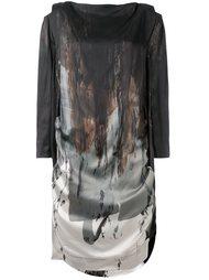 платье с рисунком Vivienne Westwood Anglomania