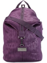 рюкзак с леопардовым узором Adidas By Stella Mccartney