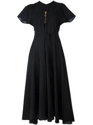 платье с элементом молнии Ellery