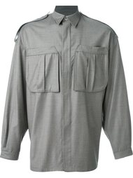 рубашка с эполетами E. Tautz