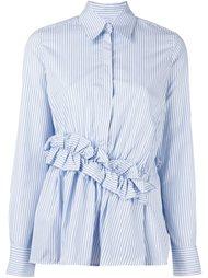 рубашка с оборками  Victoria Victoria Beckham