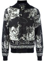куртка с ковбойским принтом  Dolce & Gabbana