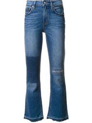 укороченные джинсы Derek Lam 10 Crosby