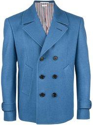 двубортный пиджак Thom Browne