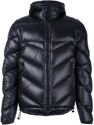 легкая куртка-пуховик с капюшоном Stone Island Shadow Project
