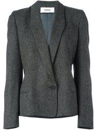 приталенный пиджак Chalayan