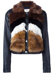 куртка с контрастными рукавами Urbancode