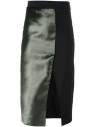 юбка с панельным дизайном  Ssheena