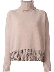 свитер с заклепками  Giada Benincasa
