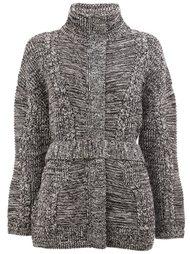 padded cardi-coat Maison Ullens