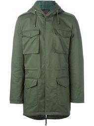 куртка в стиле милитари  Daniele Alessandrini
