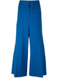 брюки палаццо MSGM