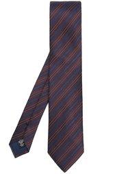 галстук в полоску Ermenegildo Zegna