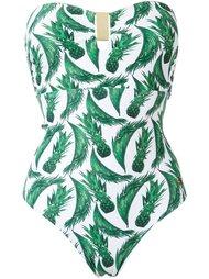 printed swimsuit Brigitte