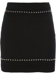 декорированная юбка  Givenchy