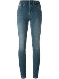 джинсы кроя скинни   Calvin Klein Jeans