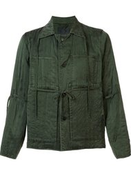 куртка-рубашка с завязками Craig Green