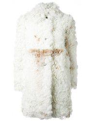 меховое пальто Nº21