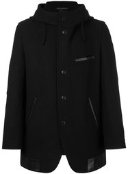 пальто на пуговицах Yohji Yamamoto