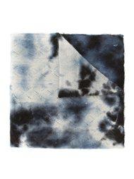 шарф с абстрактным принтом  Suzusan
