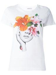 футболка с принтом P.A.R.O.S.H.