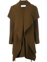 объемное пальто Harris Wharf London
