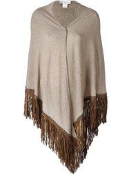 шарф с бахромой  Giada Benincasa