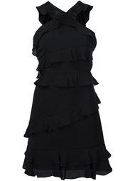 платье с оборками Cushnie Et Ochs