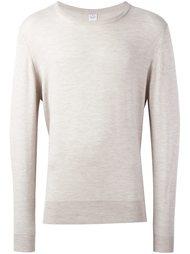 свитер с круглым вырезом  E. Tautz