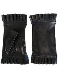 перчатки без пальцев Gala