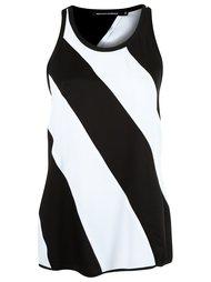 блузка в диагональную полоску Reinaldo Lourenço